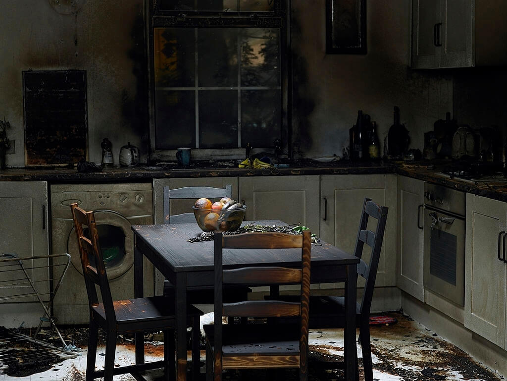 Fire Damage Restoration Elgin
