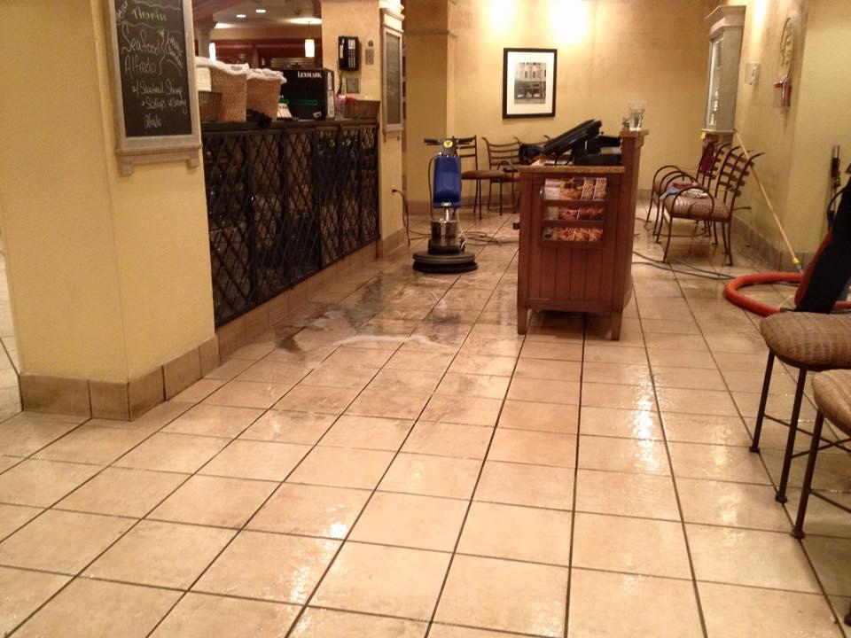 Hard Floor Cleaning Elgin