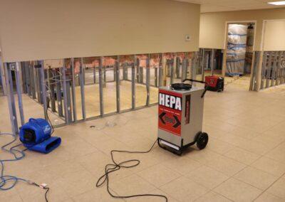 Residential Water Damage Restoration Elgin