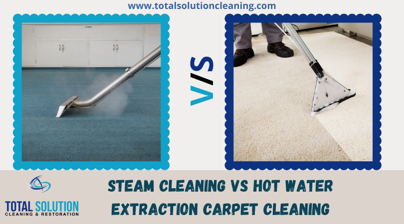 Steam Cleaning Vs Hot Water Extraction Carpet Cleaning Elgin
