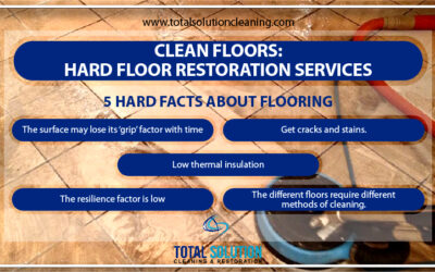 Clean Floors: Hard Floor Restoration Services