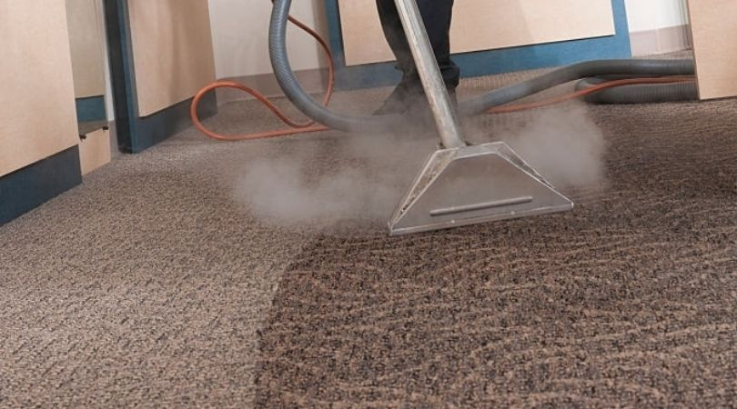 Hot Water Extraction Carpet Cleaning Elgin