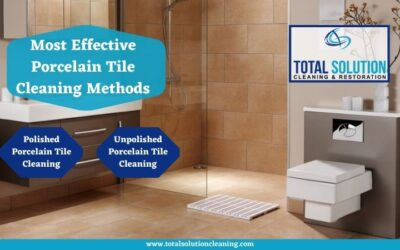 Most Effective Porcelain Tile Cleaning Methods
