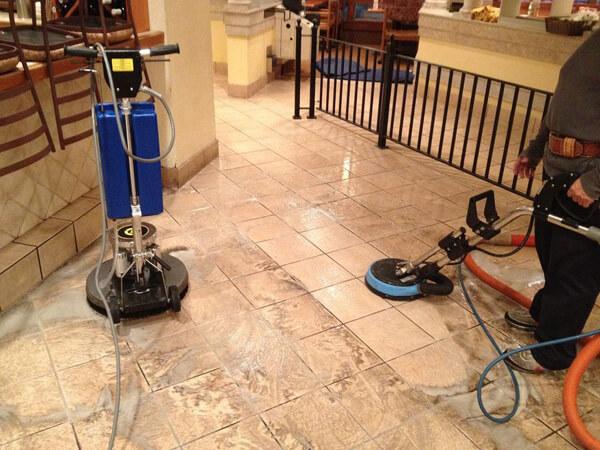 Tile, Grout & Hardfloor Cleaning Elgin