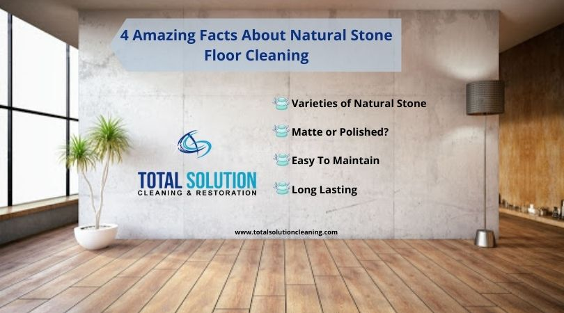 Amazing Facts About Natural Stone Floor Cleaning