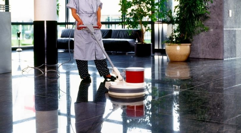 Natural Stone Floor Cleaning Elgin