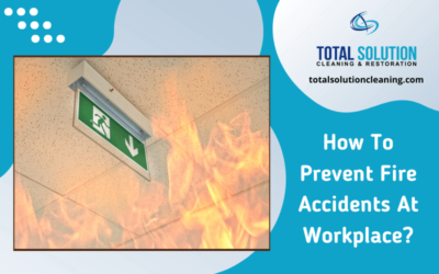 How To Prevent Fire Accidents At Workplace?
